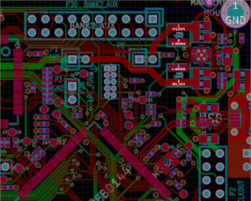 PCB designfiles ready for production